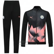 Chandal del Manchester City 2019-2020 Rosa
