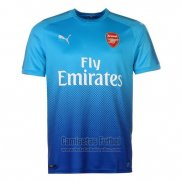Camiseta Arsenal Segunda 2017-2018