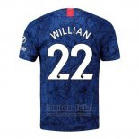 Camiseta Chelsea Jugador Willian Primera 2019-2020