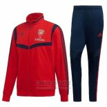 Chandal del Arsenal 2019-2020 Rojo