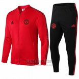 Chandal del Manchester United N98 2019-2020 Rojo