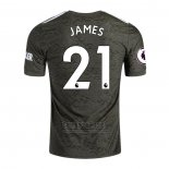 Camiseta Manchester United Jugador James Segunda 2020-2021