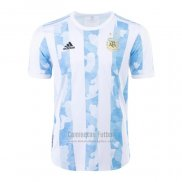 Camiseta Argentina Authentic Primera 2021