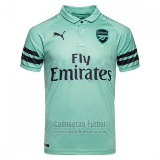 Camiseta Arsenal Tercera 2018-2019