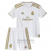 Camiseta Real Madrid Primera Nino 2019-2020