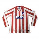 Camiseta Atletico Madrid Primera Manga Larga 2019-2020 (2XL-4XL)
