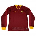 Camiseta AS Roma Primera Manga Larga 2018-2019