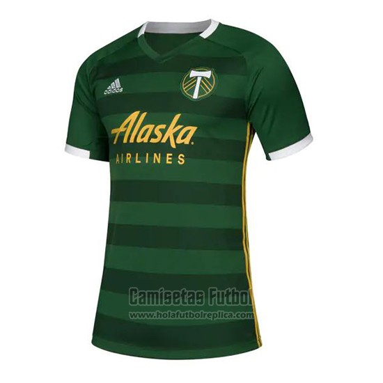 a21d0bc43a1cd Tailandia Camiseta Seattle Sounders Primera 2019. Loading zoom