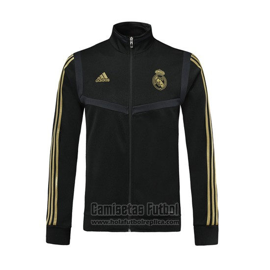Chaqueta del Real Madrid 2019-2020 Negro