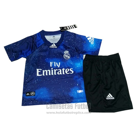 75eaa6a65 ... Camiseta Real Madrid EA Sports Nino 2018-2019