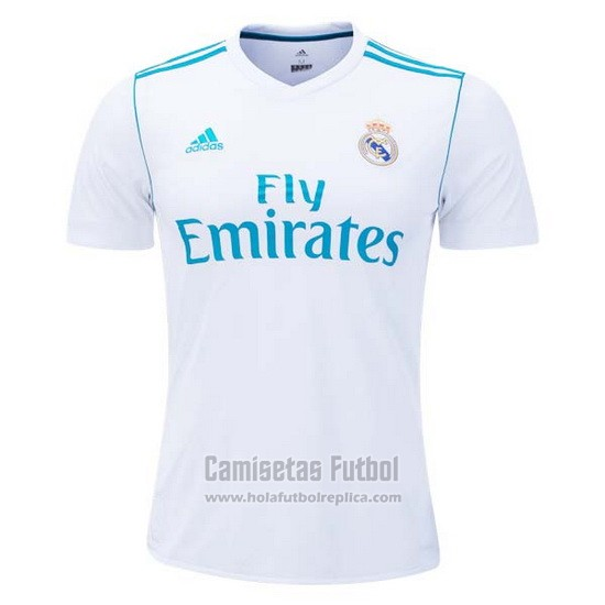 Camiseta Real Madrid Primera 2017-2018