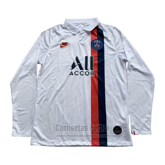 Camiseta Paris Saint-Germain Tercera Manga Larga 2019-2020
