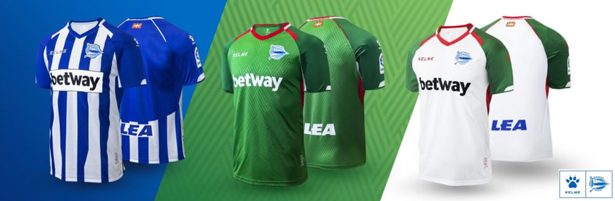 camiseta Alaves replica barata