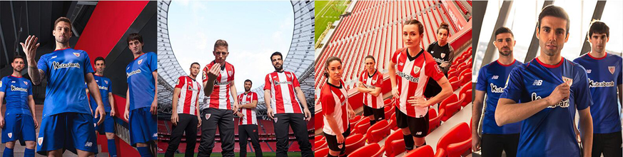 camiseta Athletic Bilbao replica barata