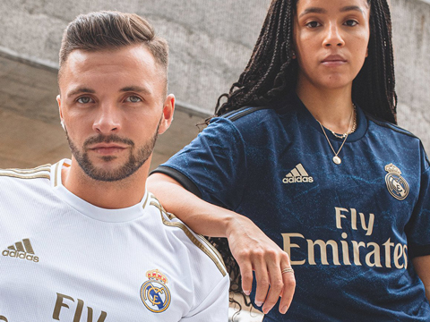 Camiseta de futbol Real Madrid replica 2019-2020