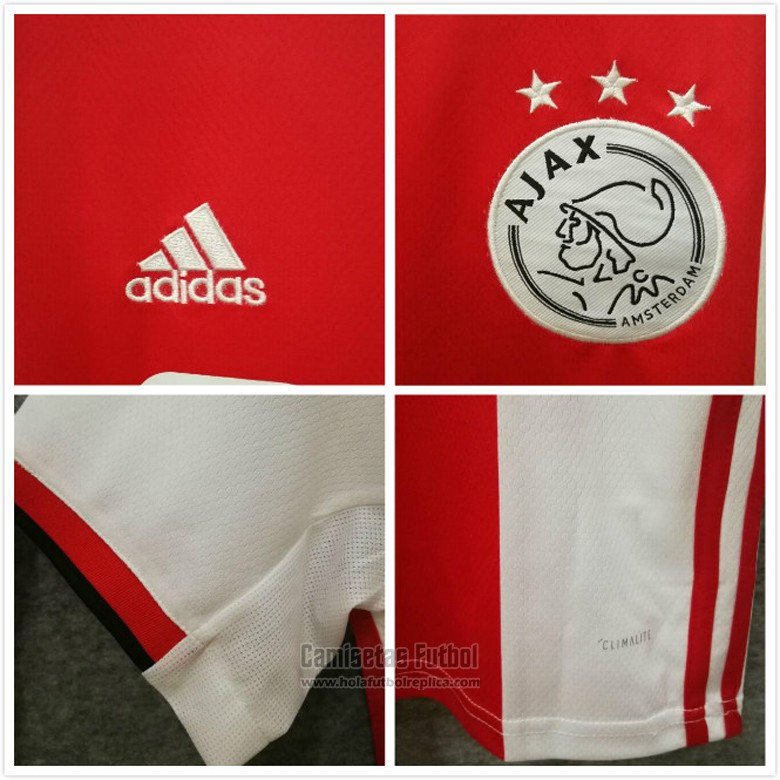 Camiseta Ajax Primera replica 2019-2020